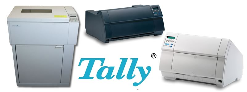Tally Printer Repair - Ft Worth